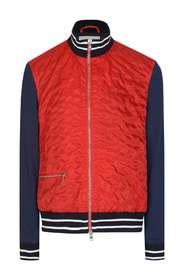 Quilted Zipped Jacket