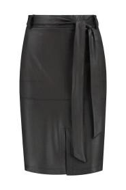 Skirt split biker 7160