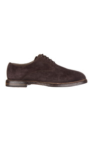 men's classic suede lace up laced formal shoes francesina washcoo