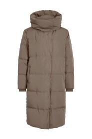 Louise Long Down Jacket