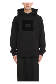 Square Graphic Hoodie