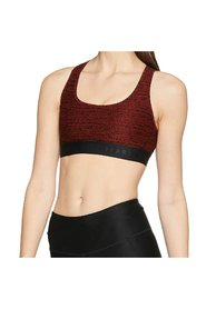 Sport Bra Cross Back Jacquard