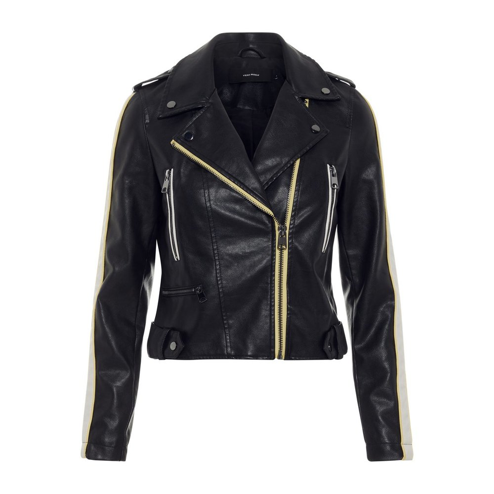 Jacket Leather-Look