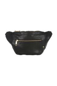 bälte väska i läder