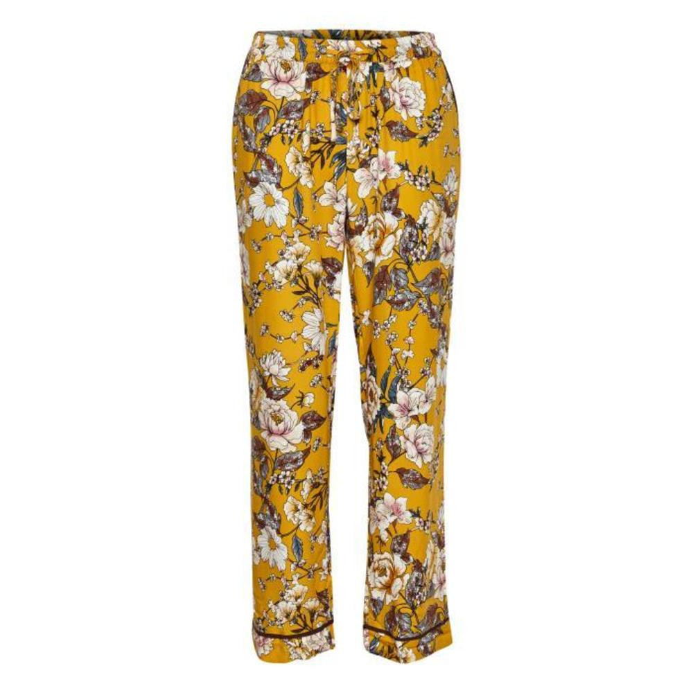 Sara pant golden sun flower - Denim Hunter