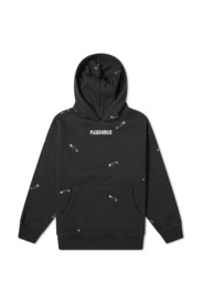 SAFETY EMBROIDERED HOODY