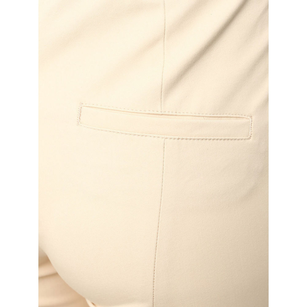 Cambio Natur Kremfarget Ros Summer Bukse Dame Bukser