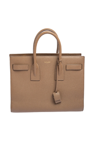 pre-owned Leather Small Classic Sac De Jour Tote