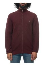 Full-zip pullover