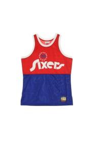 NBA Team Heritage 1965-71 PHI76E Canotta Basket