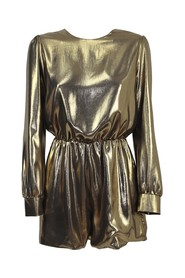 METALLIC JUMPSUIT SUIT