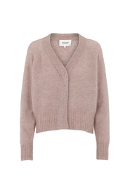 Brook Knit Bowy Cardigan
