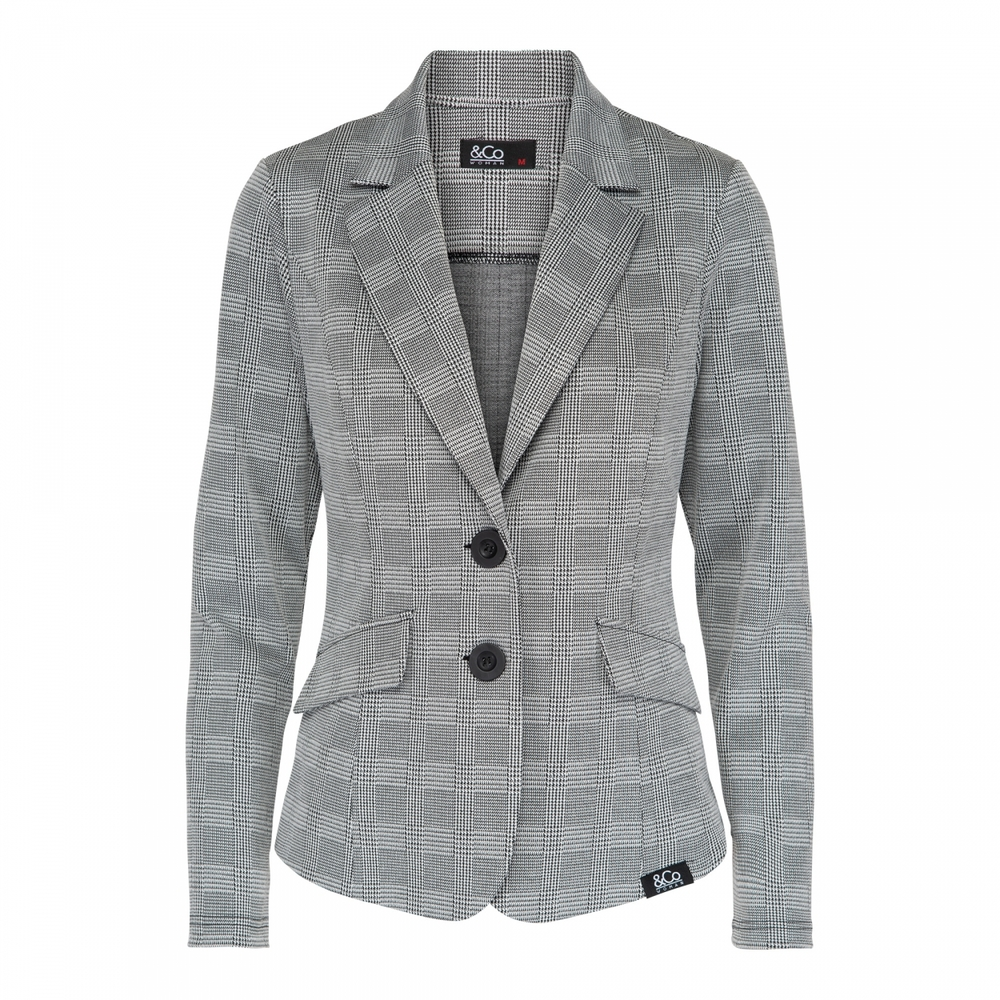 PHILIPA BLAZER CHECK