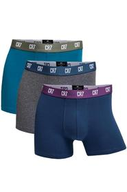 CR7 Trunks 3-Pack Multi Color