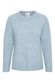the knit pullover