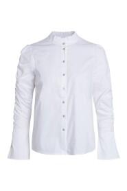 Sandy Elastic Sleeve Shirt