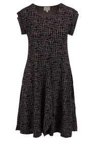 Oxa klänning