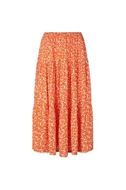 Lollys Laundry Morning Skirt Orange