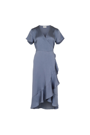 Magga solid dress
