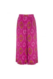 Afro Flower Pants