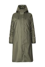 rain coat long