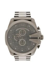 Stalowy zegarek