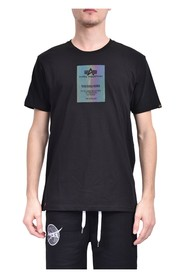 T-shirt rainbow reflective
