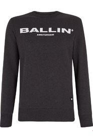 sweater Ballin Amsterdam/antraciet