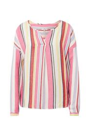 1009397 blouse with colourful