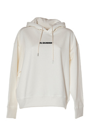 SWEATERSHIRT W/HOOD LS
