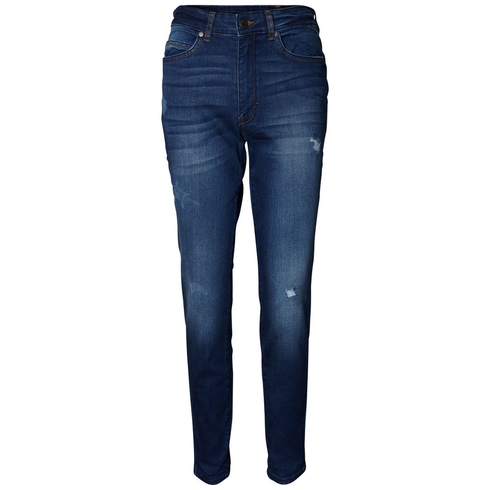 Loose fit jeans Kim RW destroyed