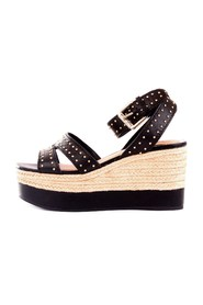 GUESS FL6LAELEA04 Sandal Women BLACK
