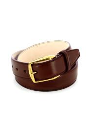 Story leather belt