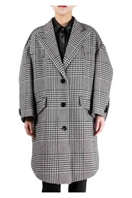 Tailored Circle Coat
