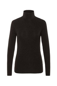 Pullover Wool-blend Roll neck