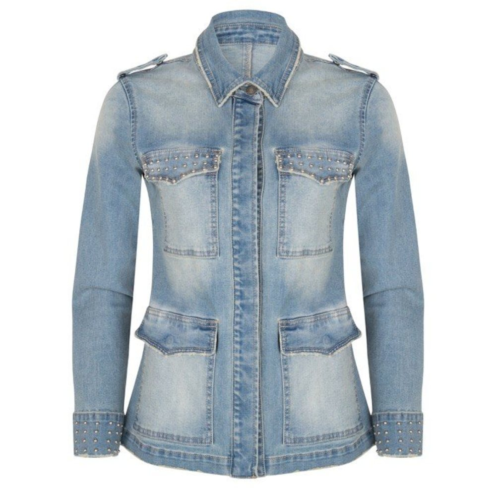 Jacket Jeans Military