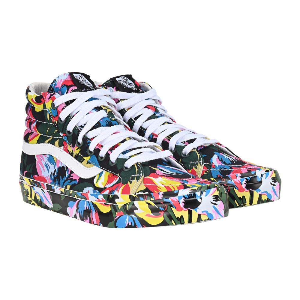 Black/blue/yellow Sneakers   Kenzo   Sneakers   Herenschoenen