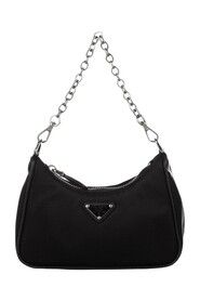 Mini Tessuto Re-Edition Crossbody Bag