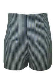 Pre-owned Striped Shorts