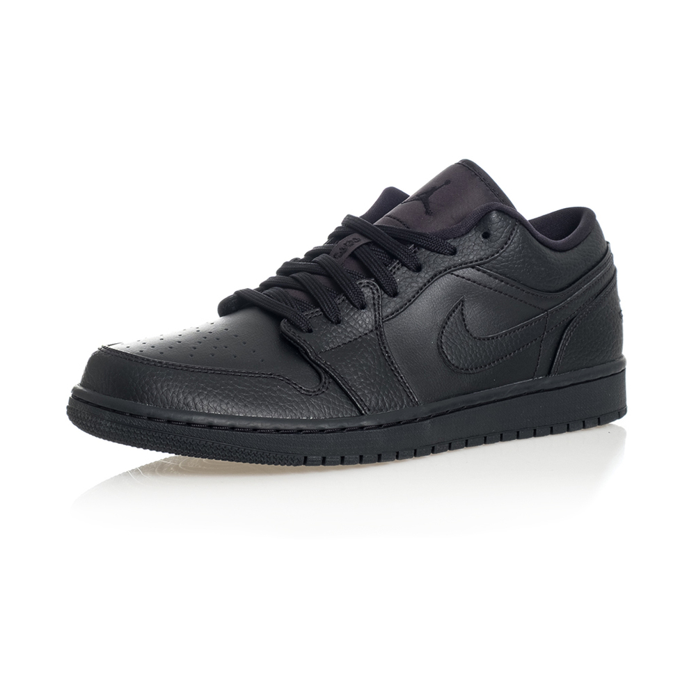 Black AIR JORDAN LOW SNEAKERS 553558.091 | Nike | Sneakers | Herenschoenen