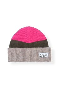 hat multicolour hot pink