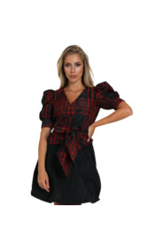 WF0304T4587 SWEATER WITH FRONT BOW