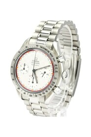 Pre-owned Speedmaster Automatic Stainless Steel Men's Sports Watch 3517.30