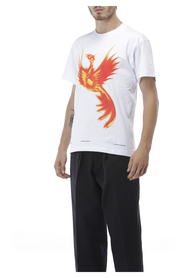 T-shirt with eagle print