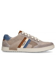 Australian Lombardo KB3 Grey Blue Tan Sneaker Veterschoen