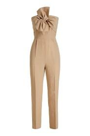 Evelina Striped Jumpsuit