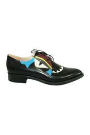 Pre-owned Monster Eye Oxford Shoes