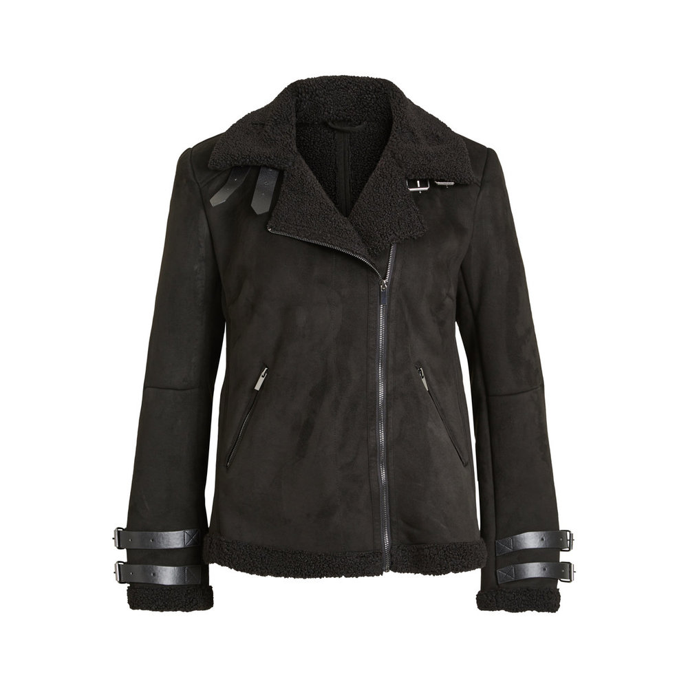 Jacket Faux sherling