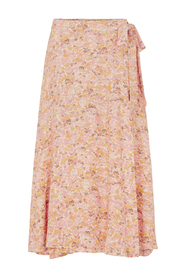 Yaspicca Wrap Midi Skirt