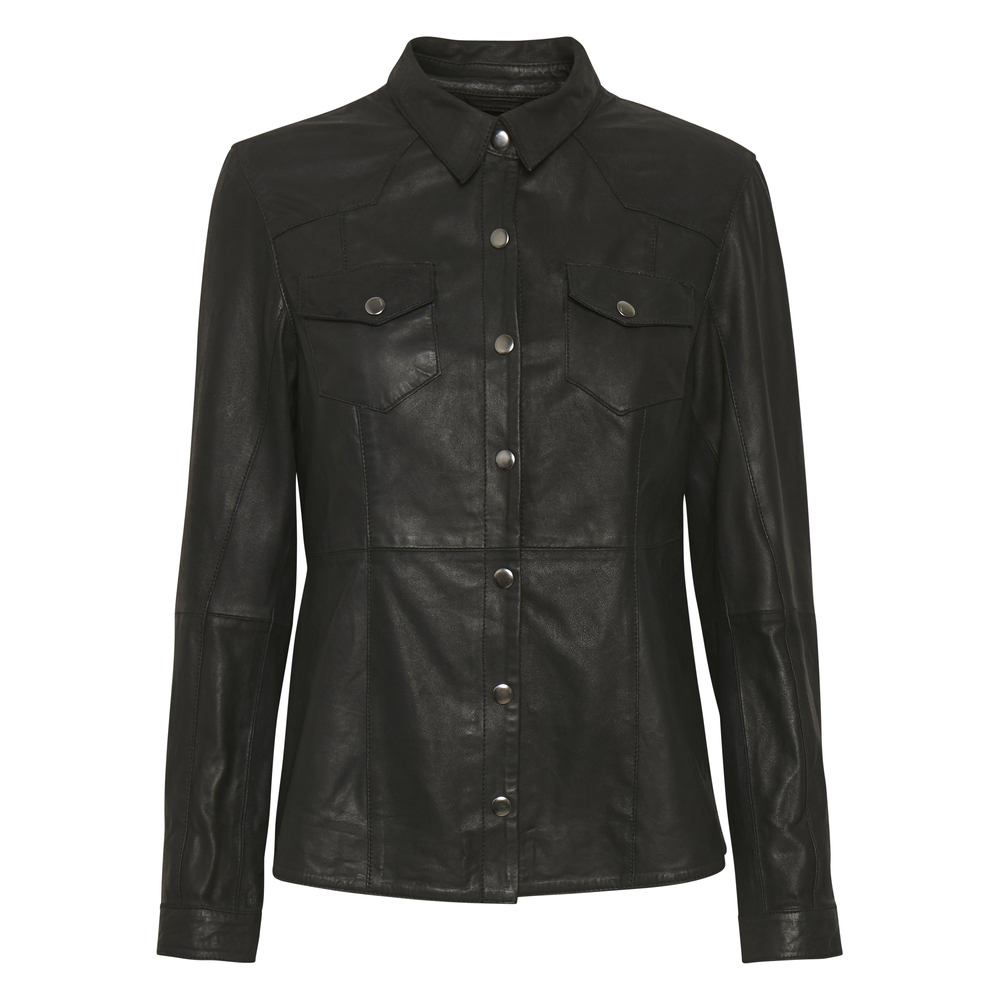 Denim Hunter 26 THE LEATHER SHIRT